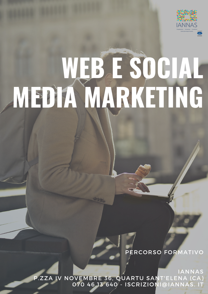 Web e Social Media Marketing